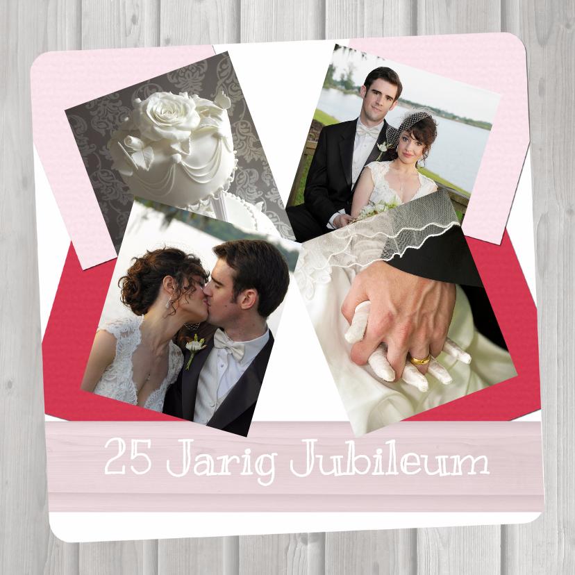 Jubileumkaarten - Collage Jubileum - BK
