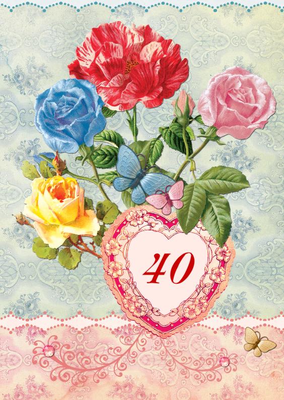 Jubileumkaarten - Huwelijksjubileum scrapbook