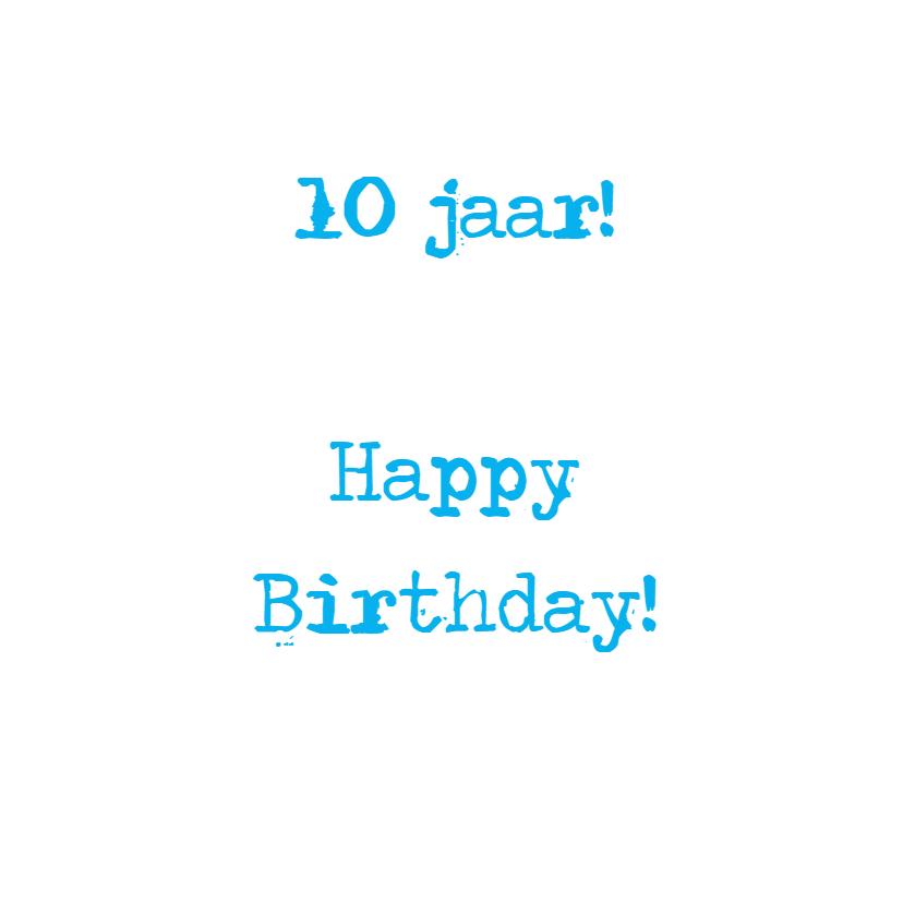 10 jaar app met feestelijke achtergrond 3