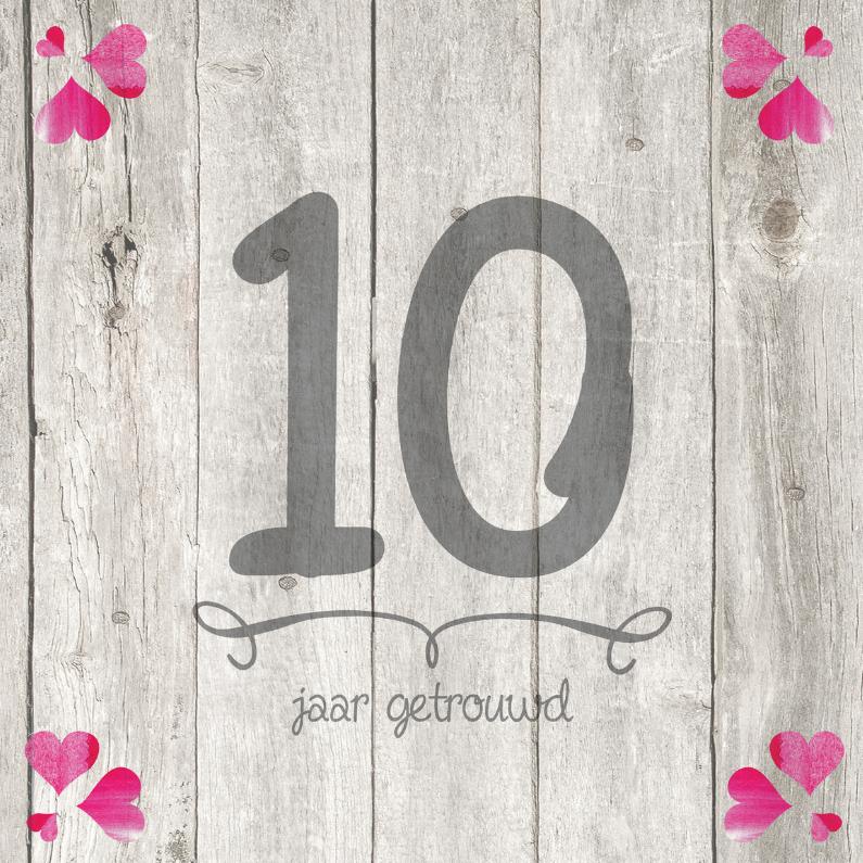 10-jaar-huwelijk-hout-cijfer 1