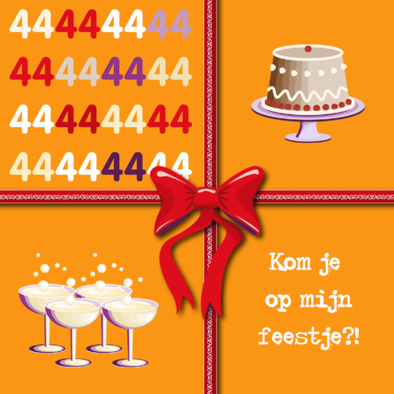 44e verjaardag  1