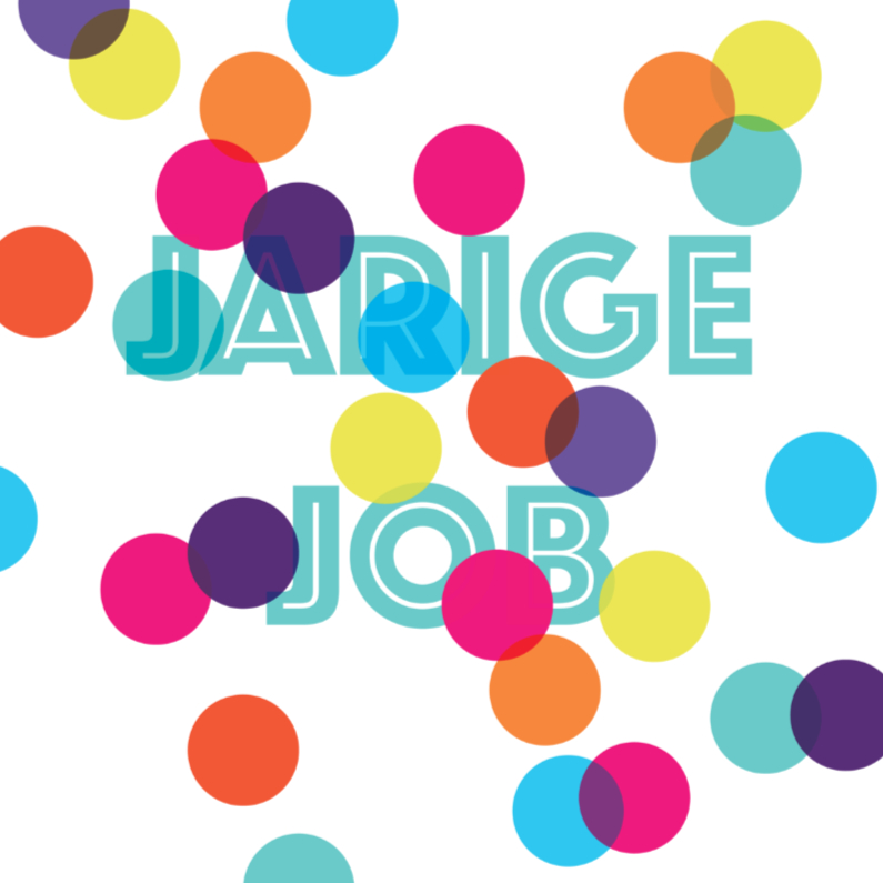 Alies Design jarige job 1