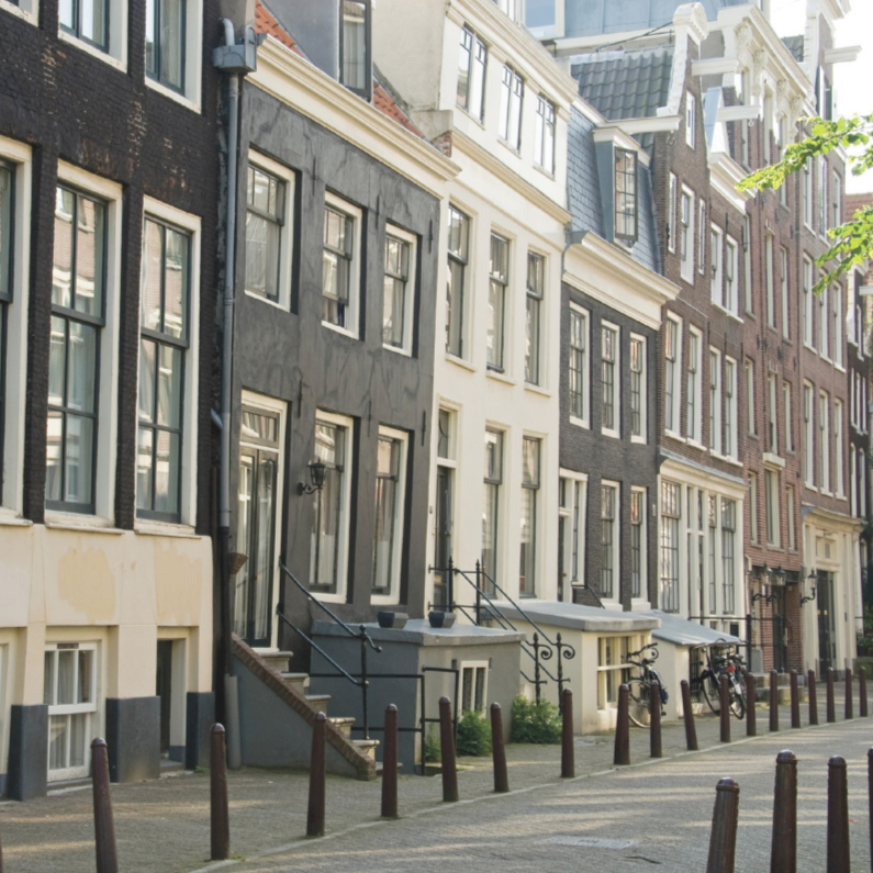 Amsterdam Kerkstraat 1