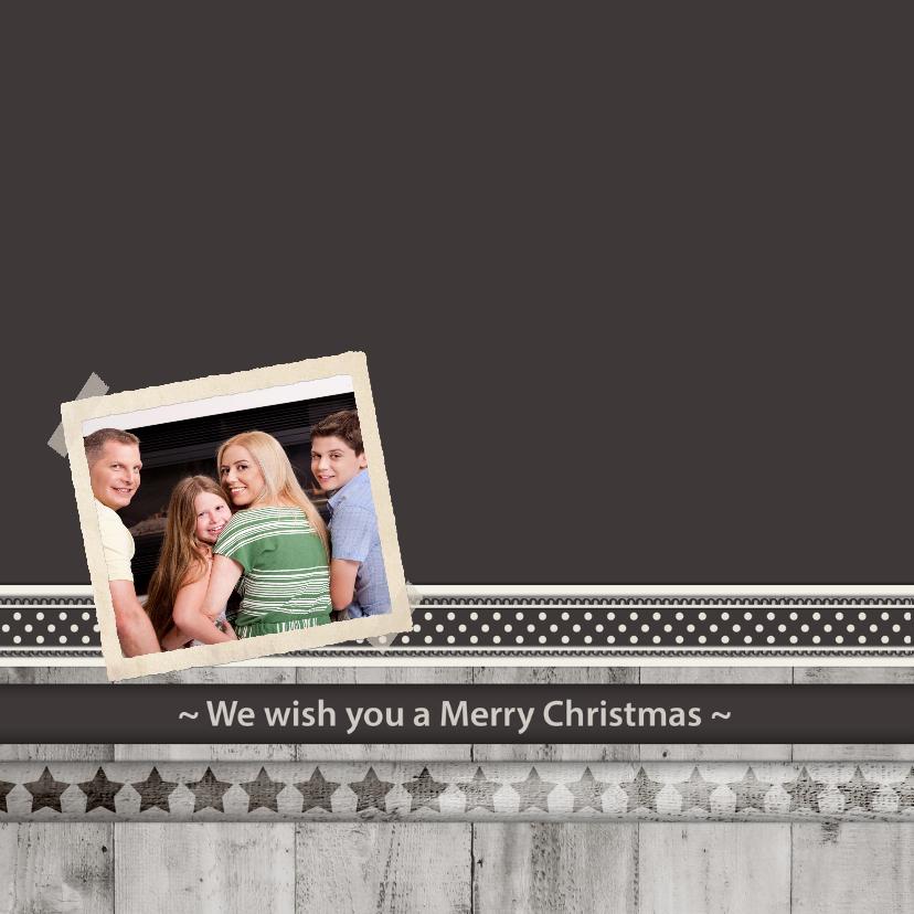 Antraciet Merry Christmas! - BK 2