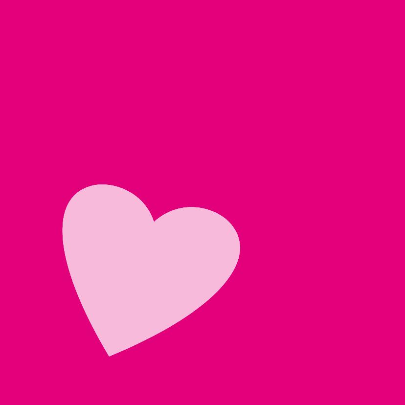 babyborrel met hart roze 2