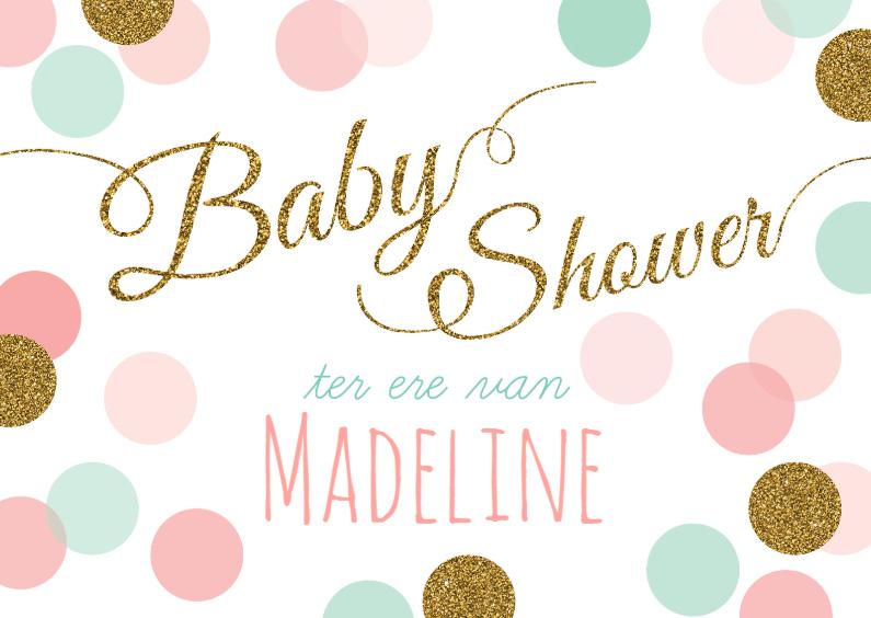 Babyshower Confetti 1
