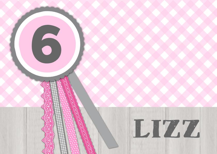 Bar creatief - Uitnodiging Lizz 1