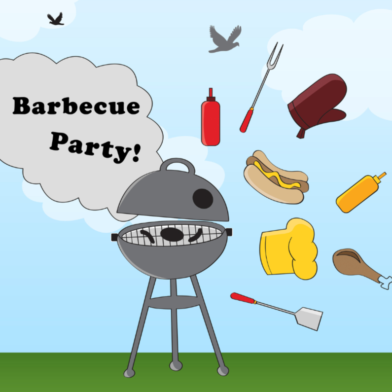 Barbecue party 1
