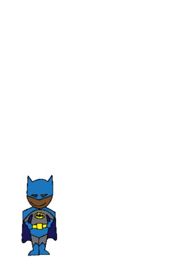 batman verjaardag jongen 2