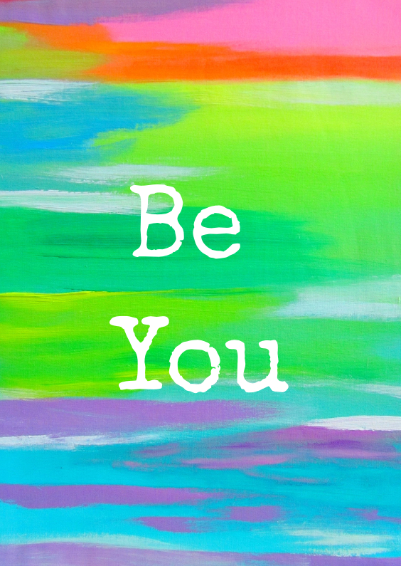 Be You Be Yourself 1