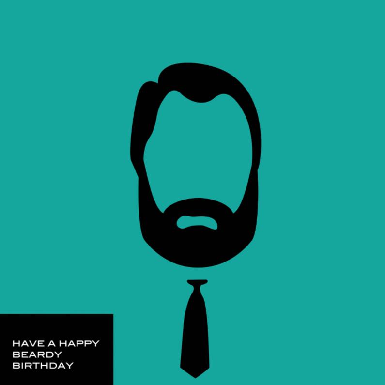 beardy birthday 1