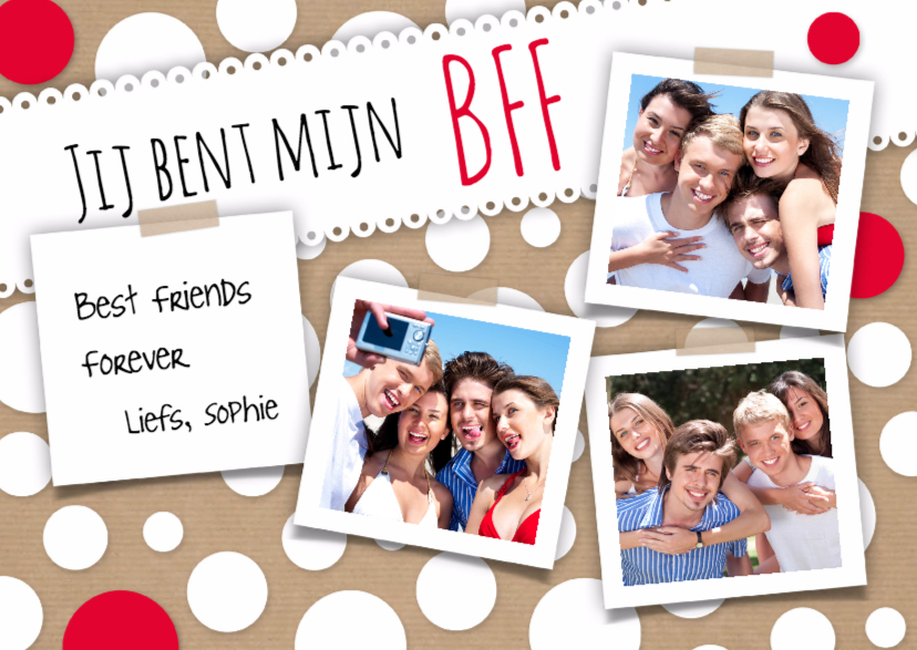 Best Friends BFF-isf 1