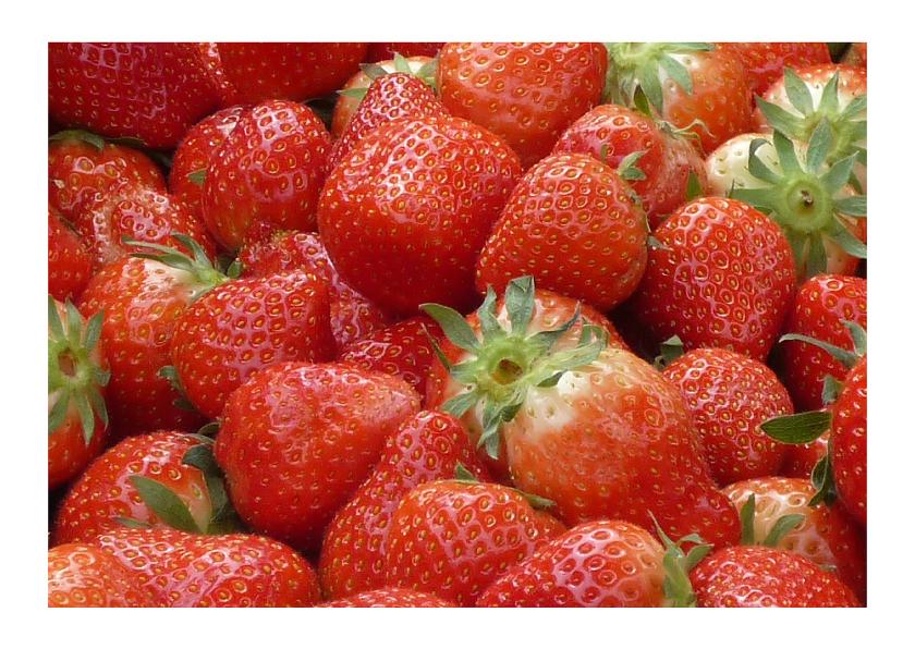 Beterschap Aardbeien vitamines 1