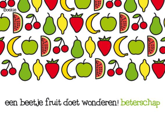 Beterschap Fruit Appel 2