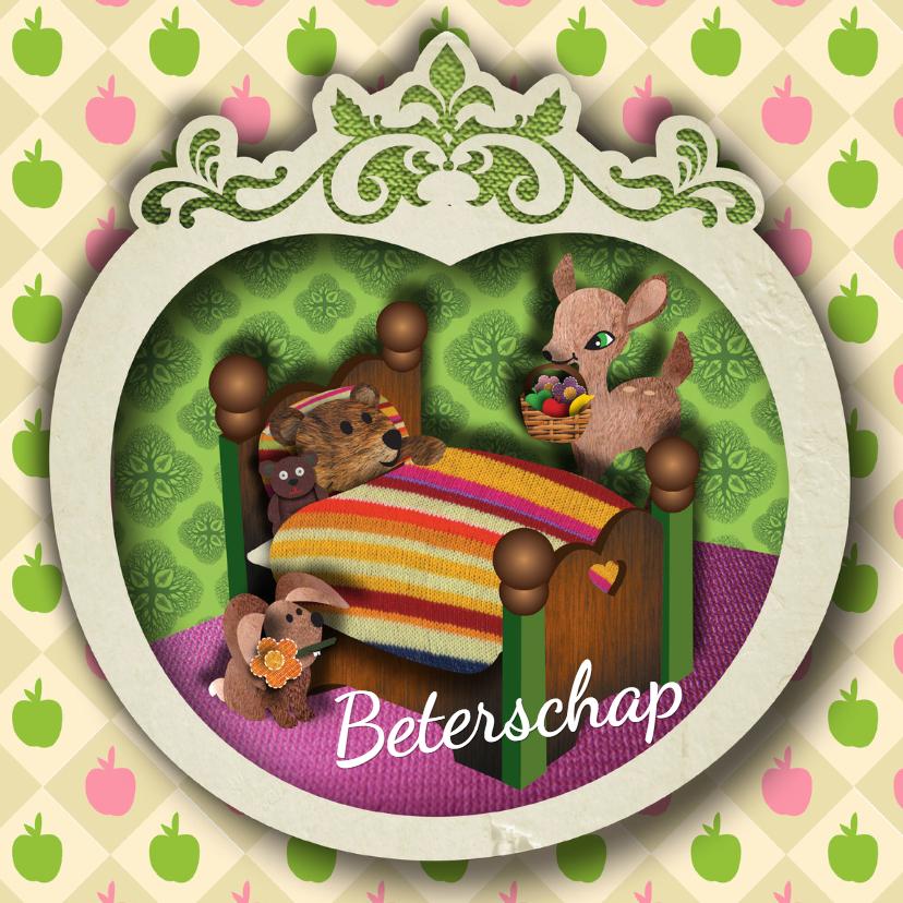 Beterschap - Kinderkaart 1