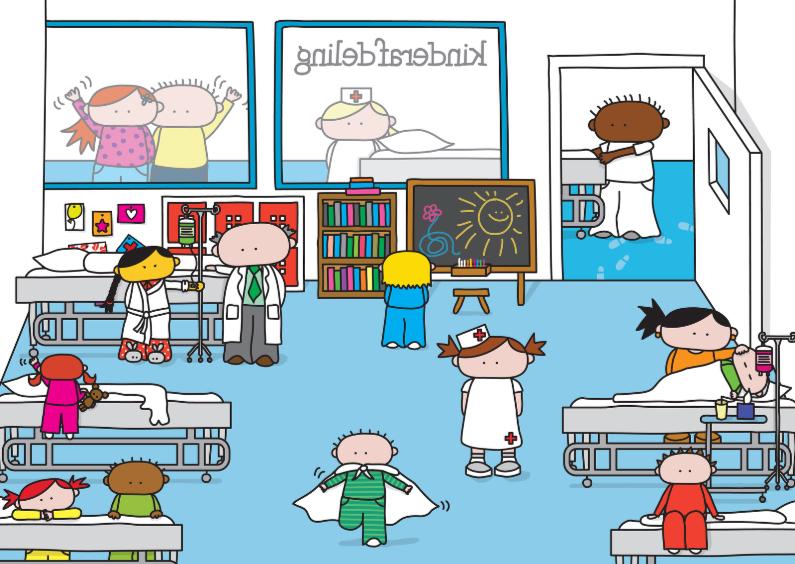 Beterschap Ziekenhuis Kinderen 1