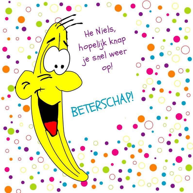 Beterschapskaart banaan - SZ 1