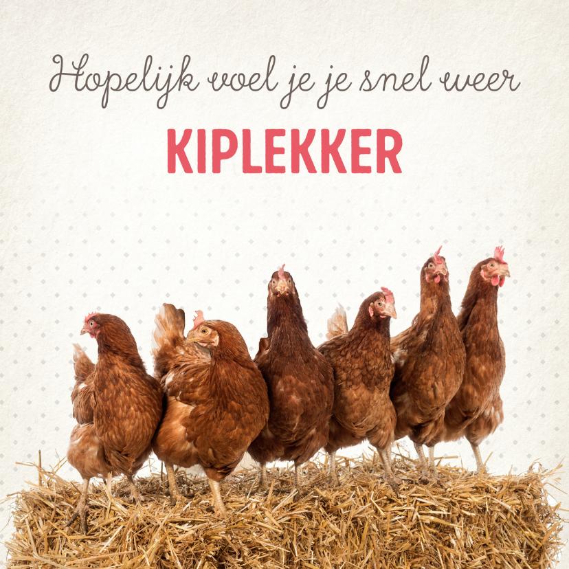 Beterschapskaart Kiplekker-99