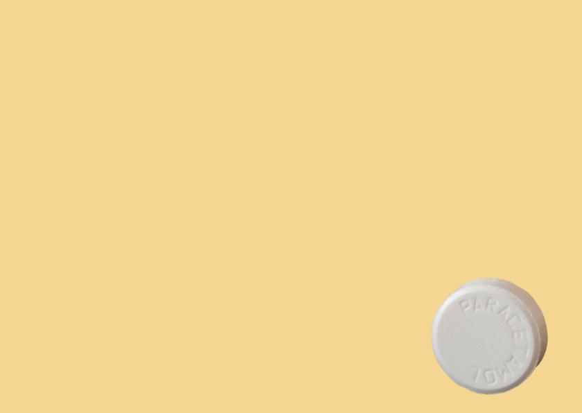 beterschapskaart paracetamol MM 3
