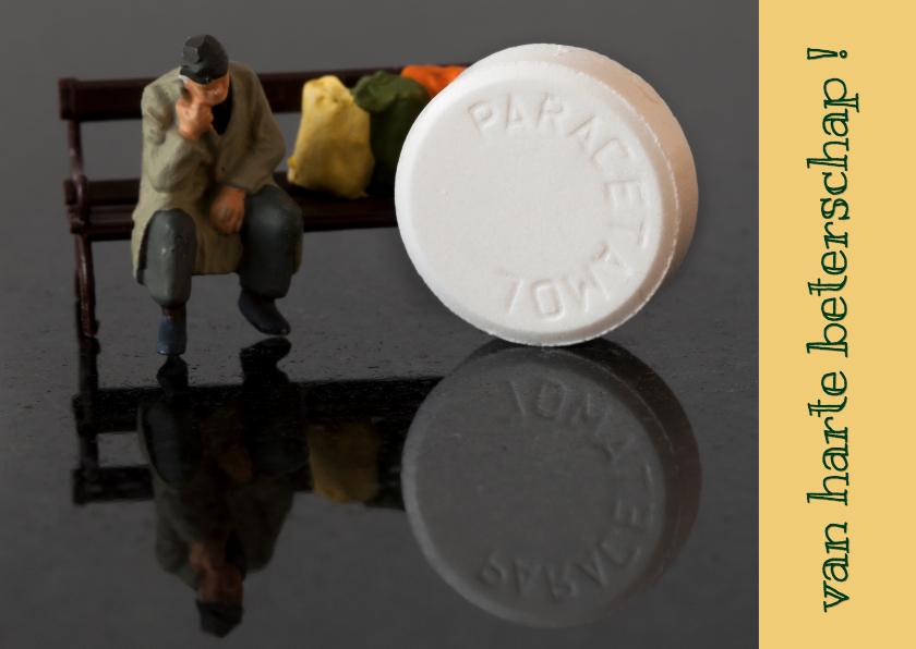 beterschapskaart paracetamol MM 1