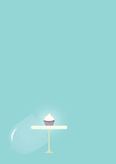 Birthday cupcake 2