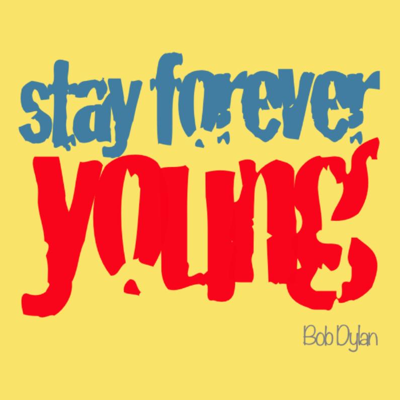 blijf altijd jong 1