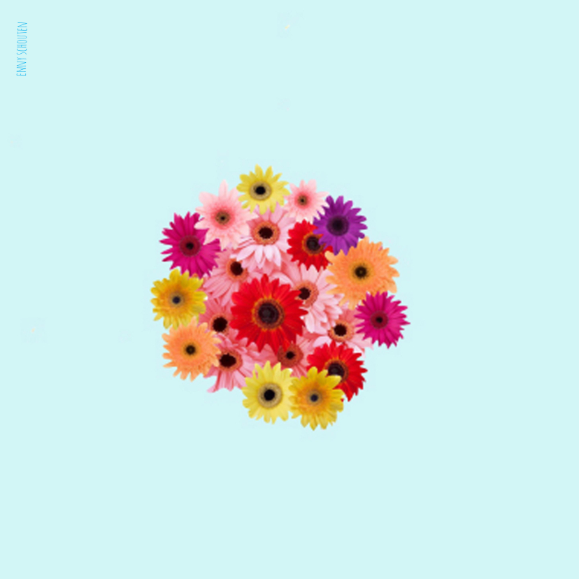 bloemen feestvarkentje 2