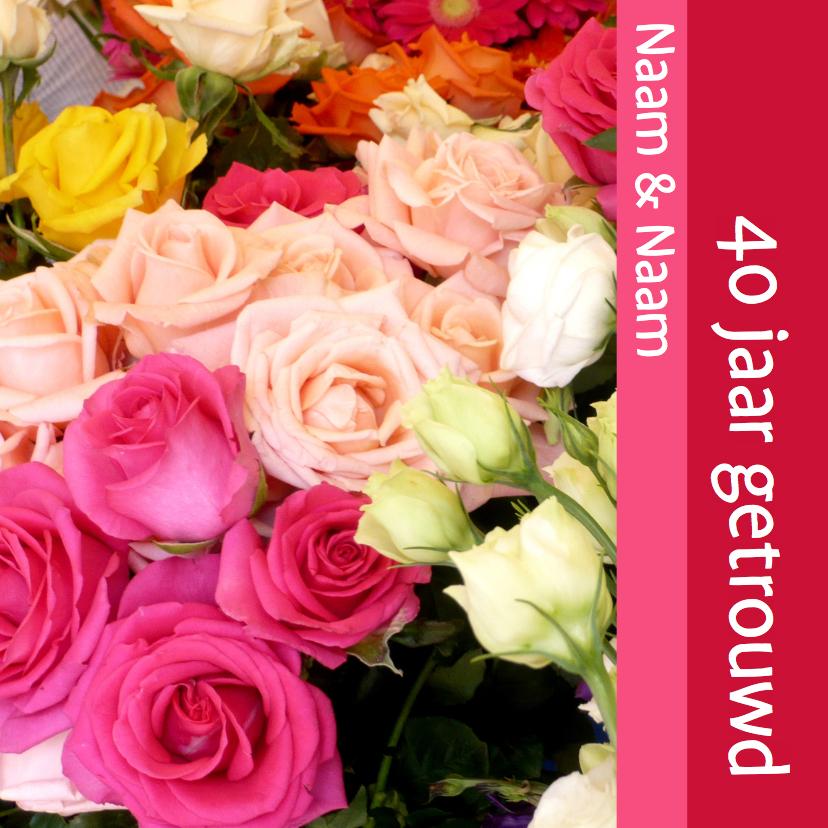 Bloemen Uitnodiging 1