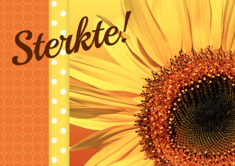 Bloemenkaart Sterkte - BK 1