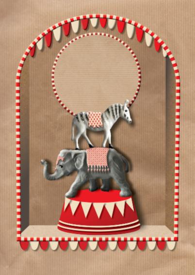 BrownPaperBox Circus 2