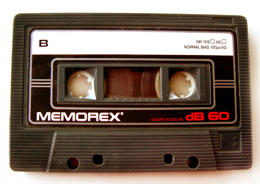 Cassettebandje 1