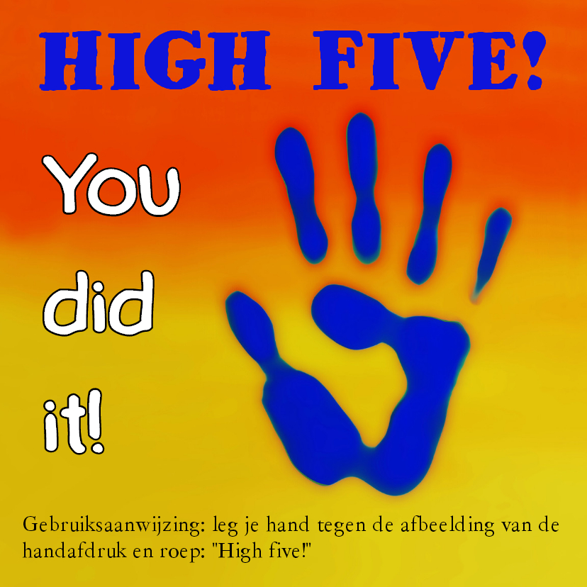 Coaching, high five - AZ