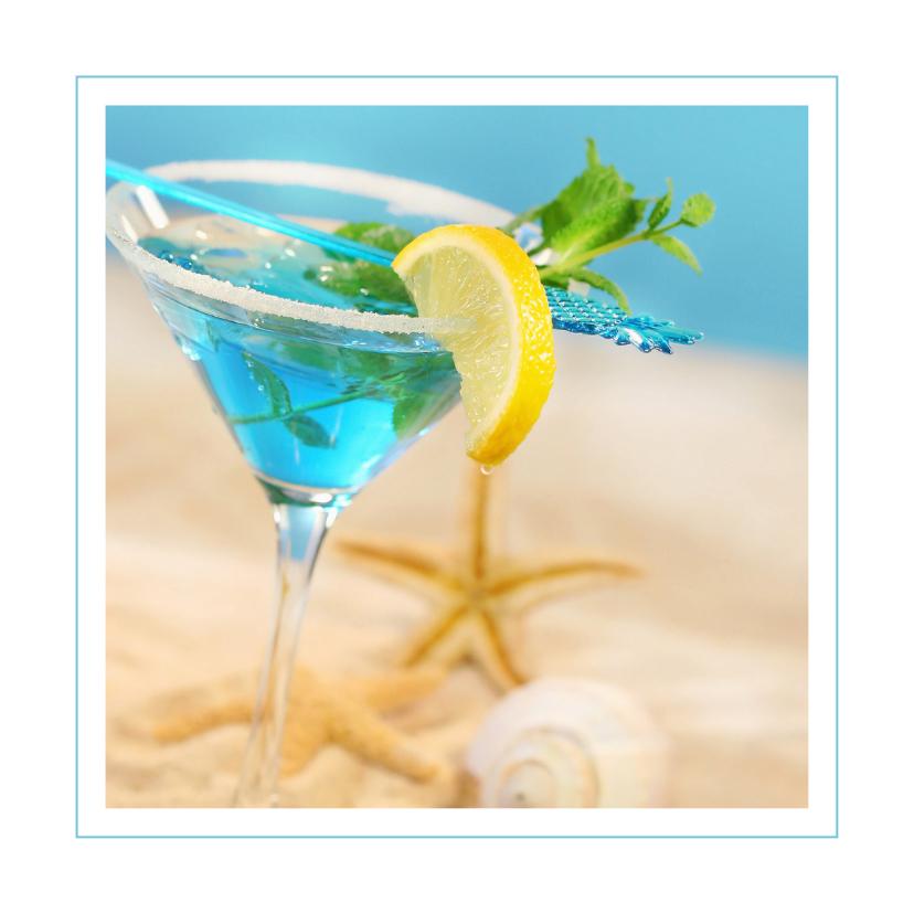 Cocktail op het strand 1