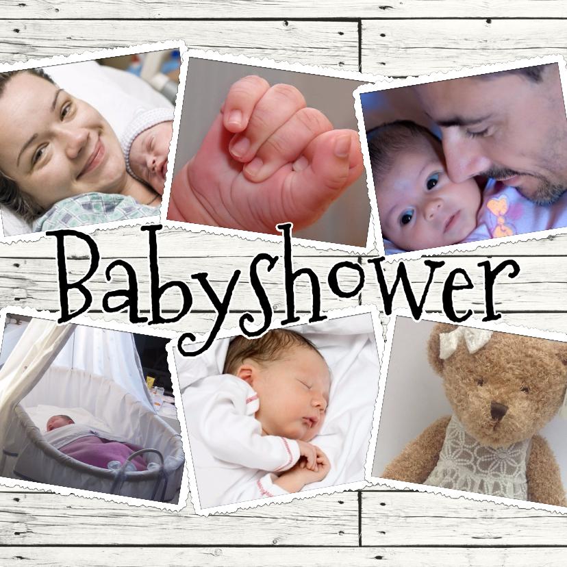 Collage Babyshower - BK 1