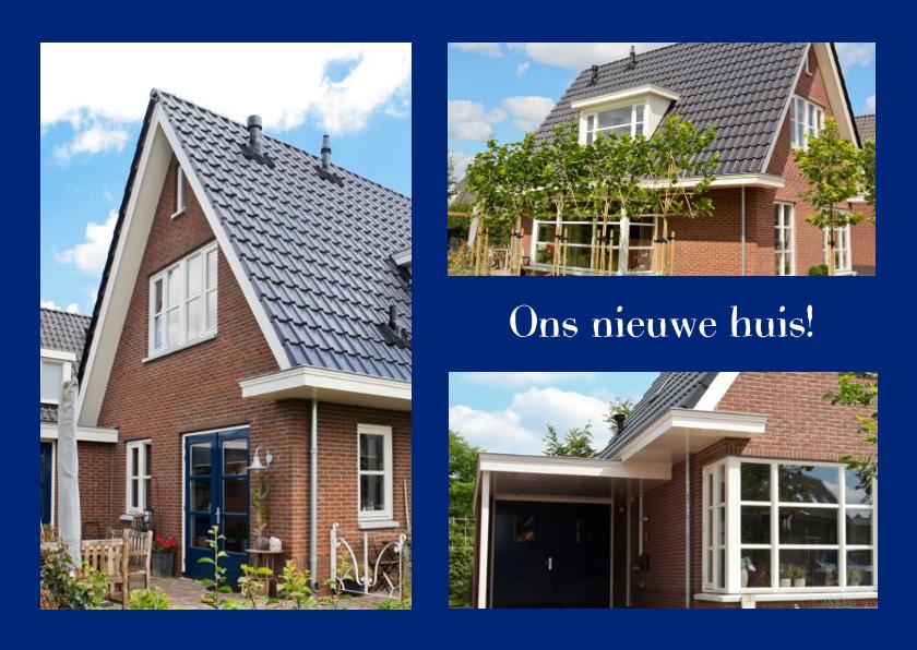 Collage verhuizen 3 foto's - BK 1