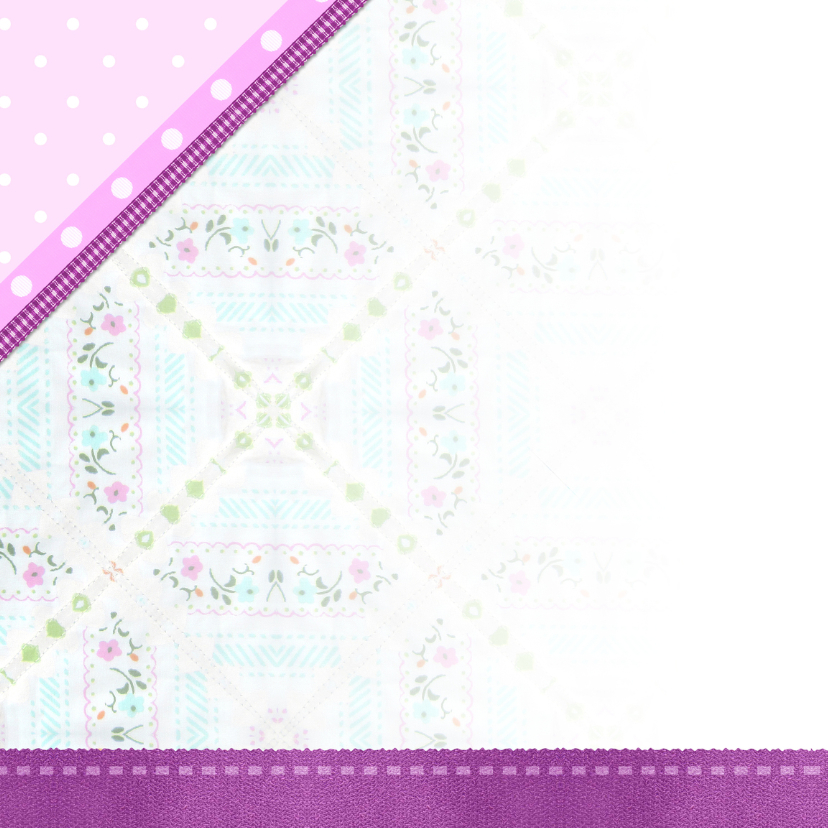 Communie met paarse lijst - BK 2