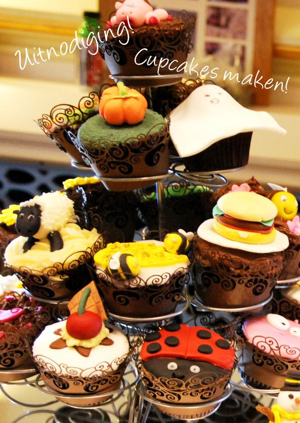 Cupcakes maken 1