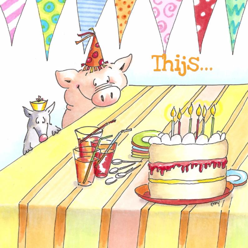 de taart 1