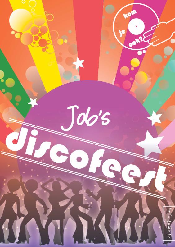 Discofeest - disco retro dansfeest 1