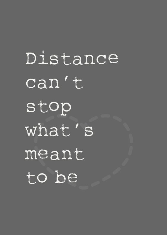 Distance 1