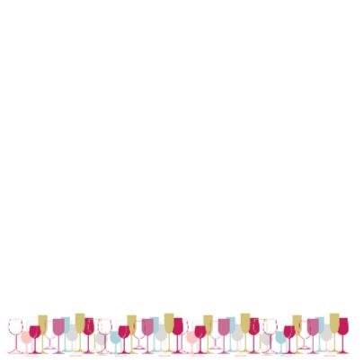 Divers wijnglazen 3 2