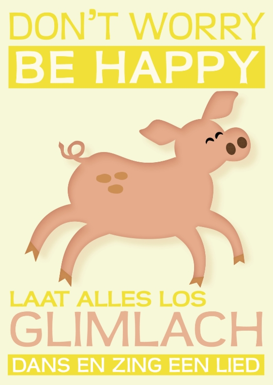 Dont worry be happy 1