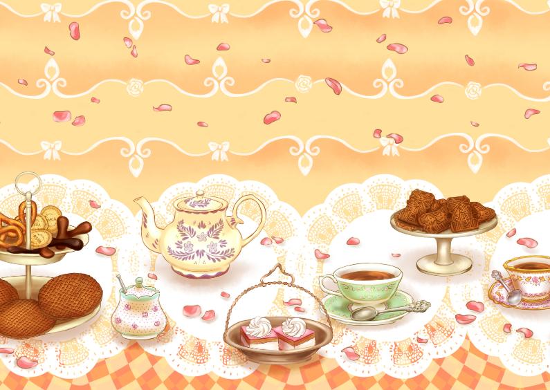 Dutch Tea Party 1