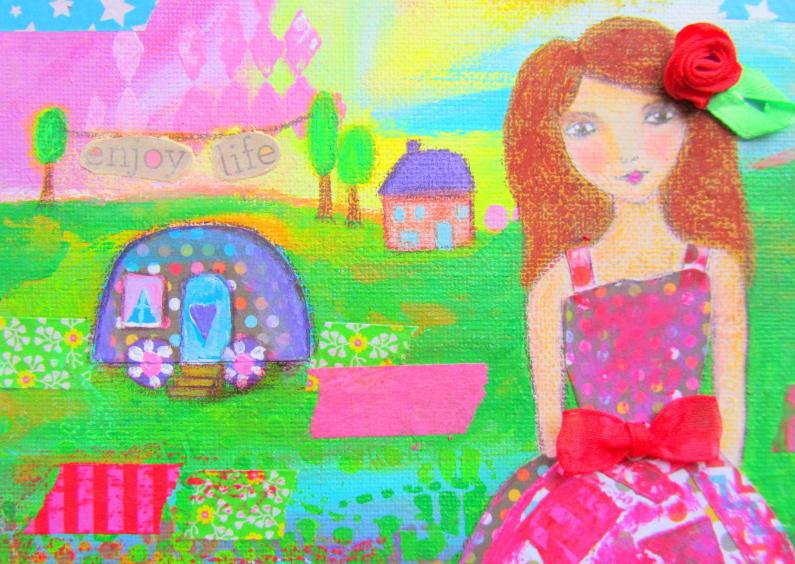 Enjoy life gypsy girl 1