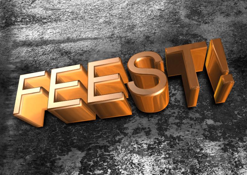Feest 3D stoer 1