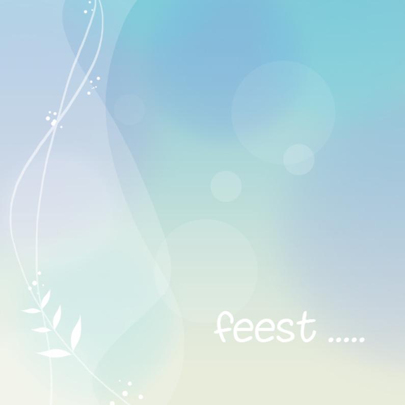Feest pastel 1
