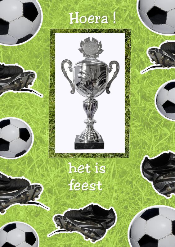 feest voor voetbal 1