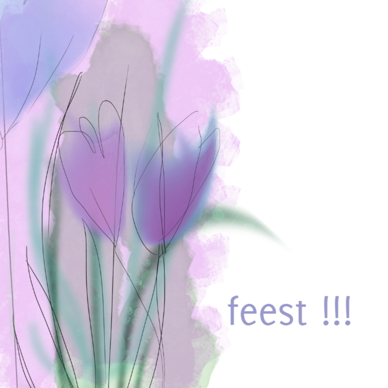 feestaquarel 1