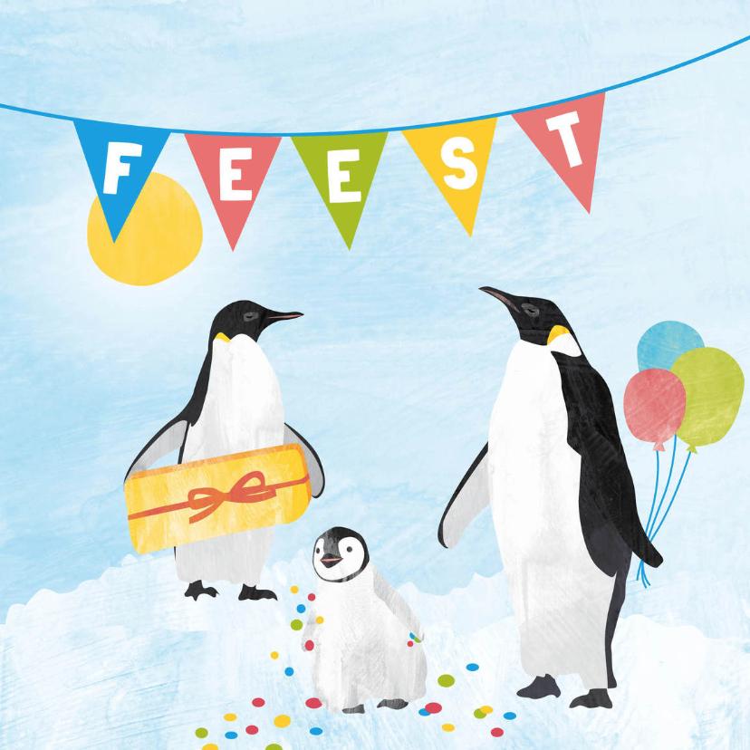 Feestje pinguins 1