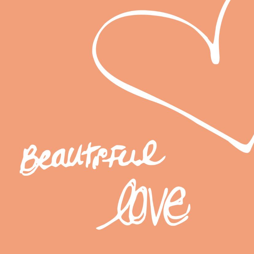 Felicitatie - Beautiful Love 1